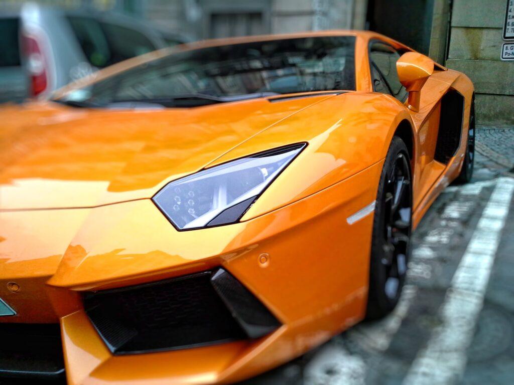 Lamborghini Grocery Getter